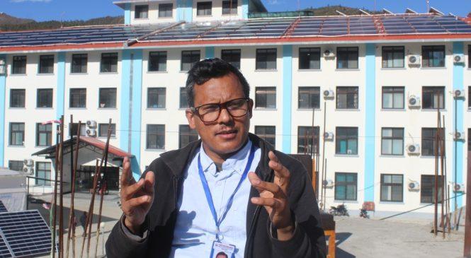कर्णाली प्रतिष्ठानका निर्देशक डा.रावल कोरोनामुक्त