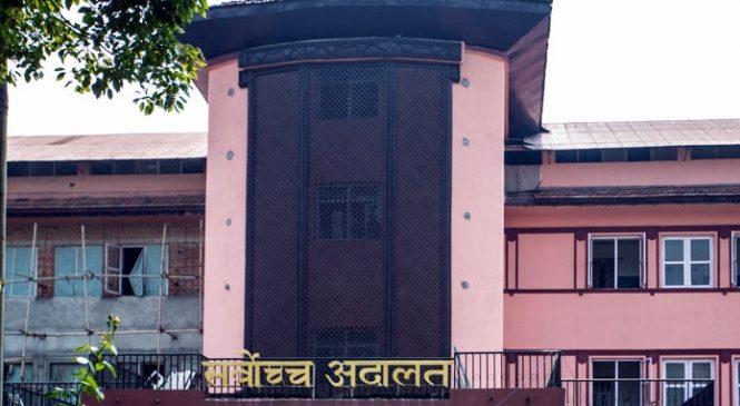 लुम्बिनीको विशेष अधिवेशन विरूद्धको रिट भट्टराईको इजलासमा