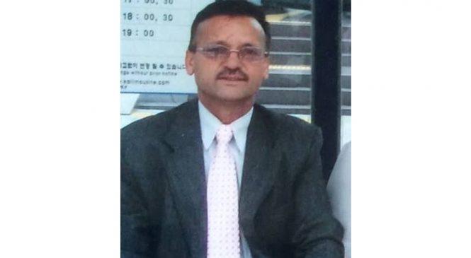 बागमतीको प्रदेश प्रमुखमा यादवचन्द्र शर्मा नियुक्त