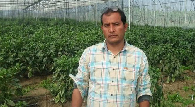 उधाेग वाणिज्य महासंघकाे कृषि समिति सदस्यमा  जुम्लाका कृषि विज्ञ राज शाही नियुक्त